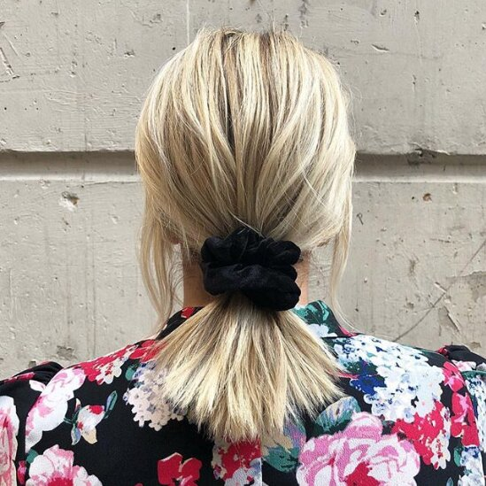 Outstanding 34 Pretty Ponytail Hairstyles That Prove Theyre Coming Back Big Schematic Wiring Diagrams Amerangerunnerswayorg