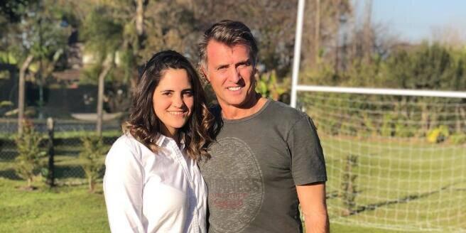 Juan Soler admite quién es el 'papá, papá' de su hija Valentina