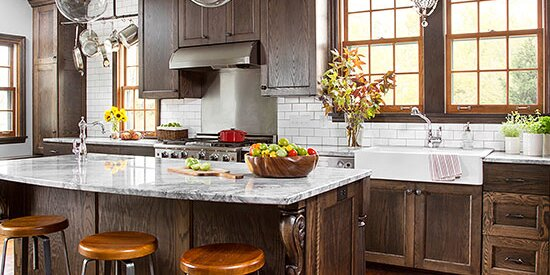 Stain Wood Cabinets Better Homes Gardens