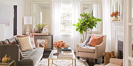 Small Room Solutions Living Rooms Better Homes Gardens