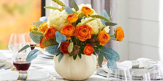 Pretty Thanksgiving Centerpieces Better Homes Gardens