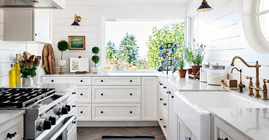 How To Clean Kitchen Cabinets Better Homes Gardens
