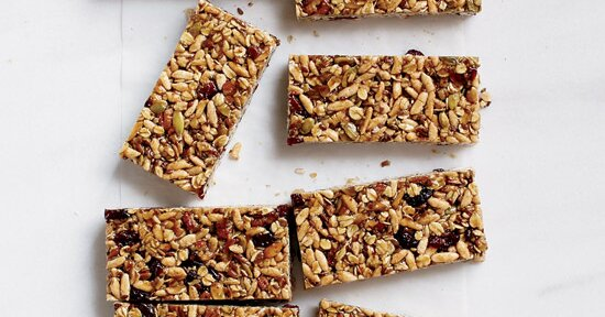 9 Make-Ahead Snacks for School Lunches