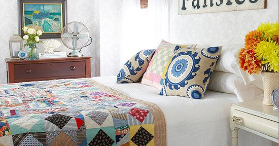 Bedroom Decorating Cottage Style