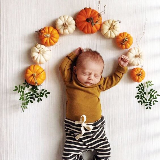 16 Adorable Photos Of Babies And Pumpkins To Make Your Day Southern Living
