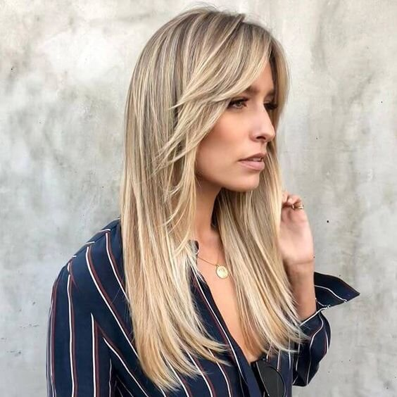15 Hairstyles With Bangs For Short Medium And Long Hair Southern Living