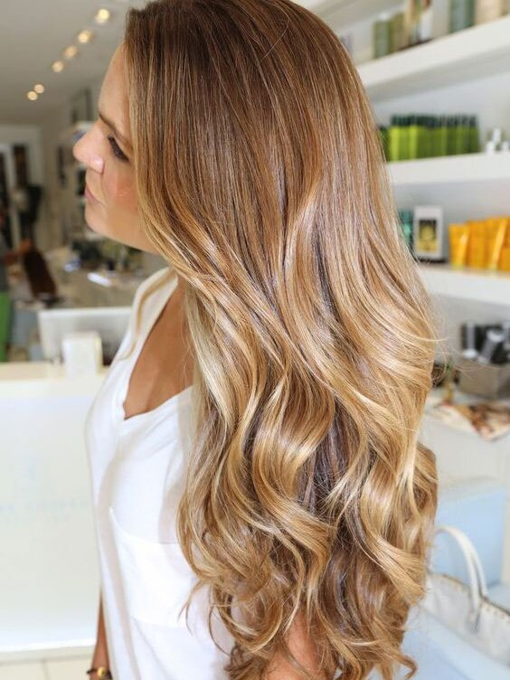 Caramel Hair Color Is Trending For Fallahere Are 15 Stunning Examples To Bring To Your Colorist Southern Living