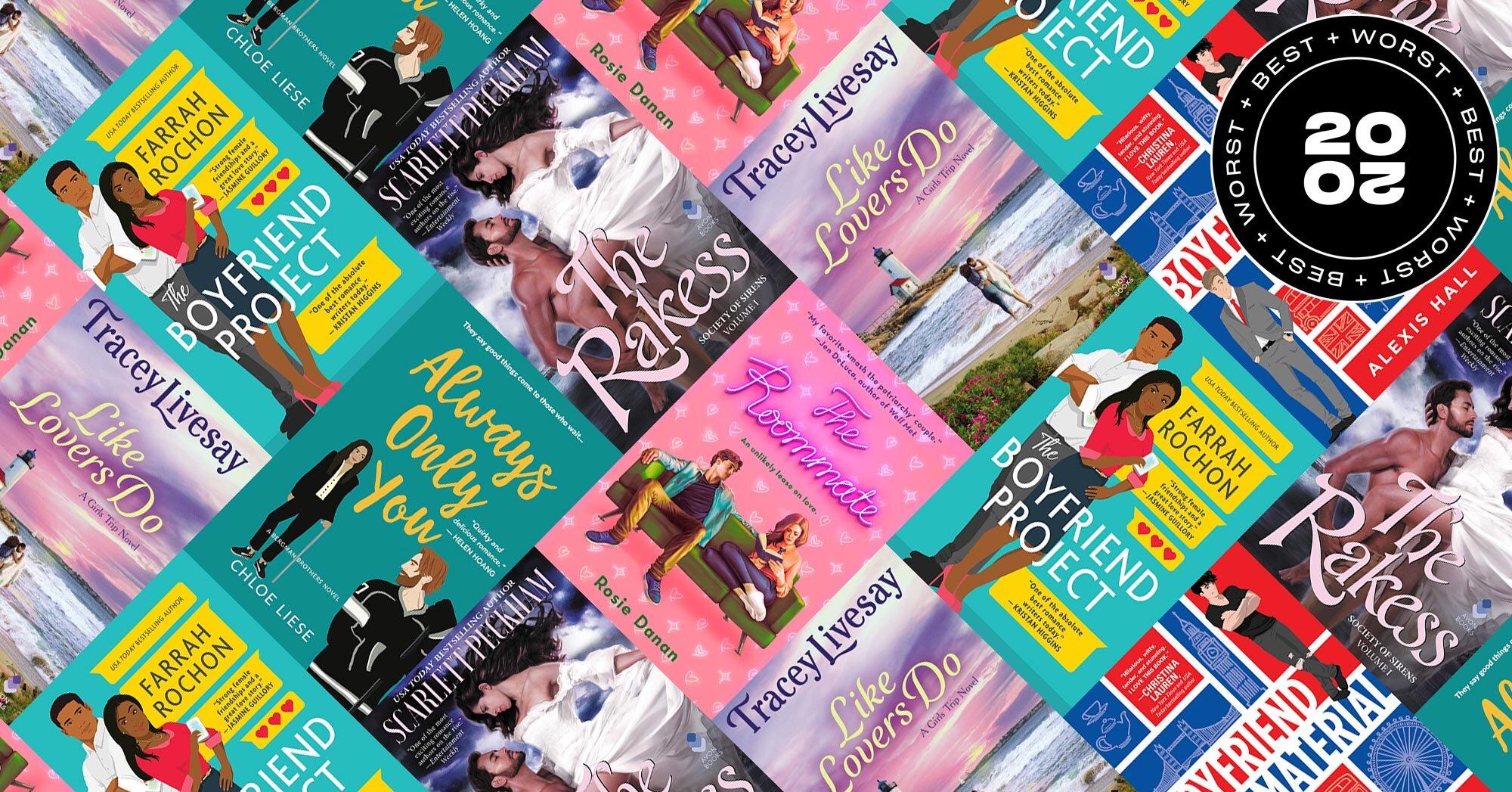 The 10 best romance novels of 2020