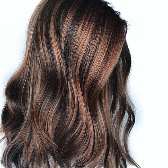 Gorgeous Reasons Why Balayage Isn T Just For Blondes And Works Amazing On Dark Hair Southern Living