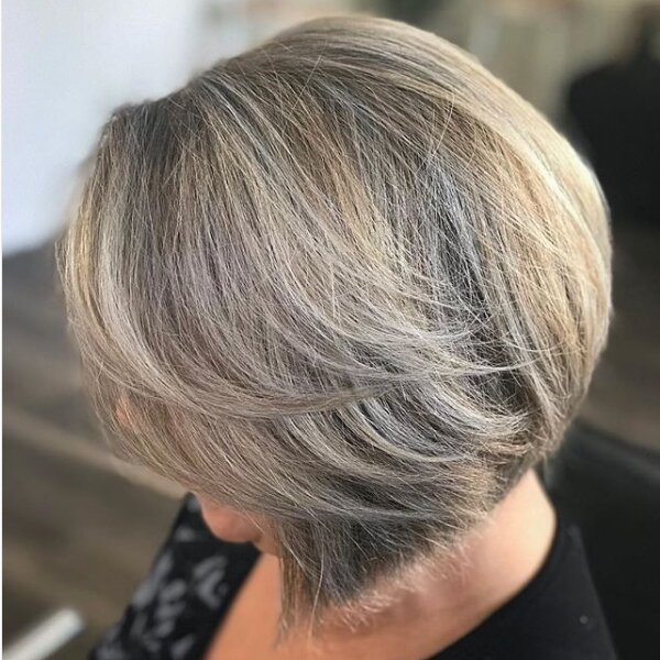 Gorgeous Gray Hair Color Shades That Ll Make You Rethink Those Root Touchups Southern Living