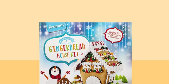12 gingerbread house kits you can buy