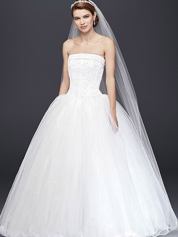 10 Princess Ball Gown Wedding Dresses You Ll Love Southern Living