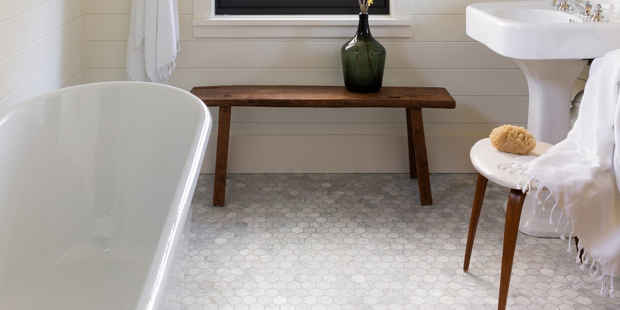 These Are the Best Flooring Options for Bathrooms