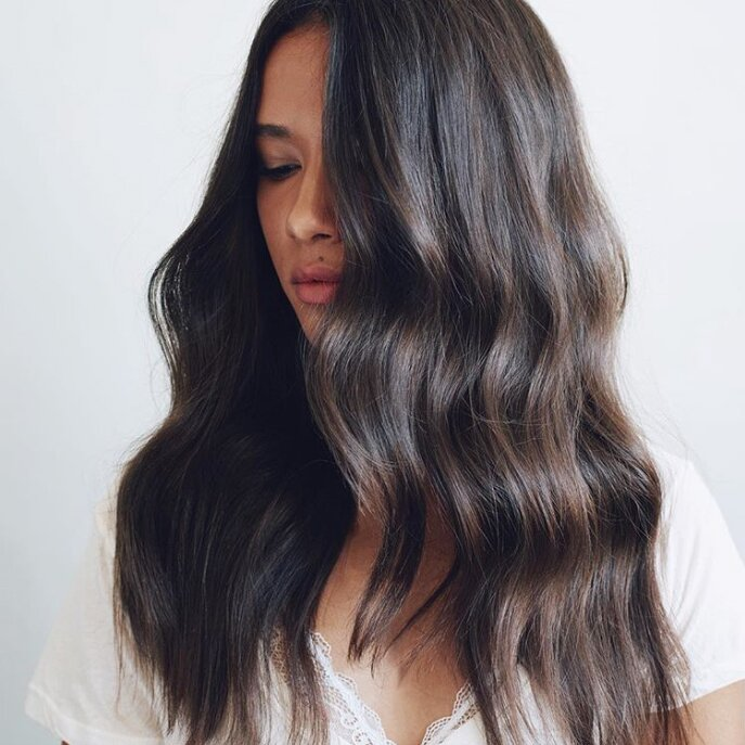 15 Gorgeous Examples Of Lowlights For Brown Hair That Are Everything You Need For Fall Southern Living