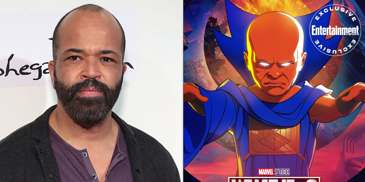 Marvel's 'What If...?' star Jeffrey Wright talks charting a new path with the all-knowing Watcher