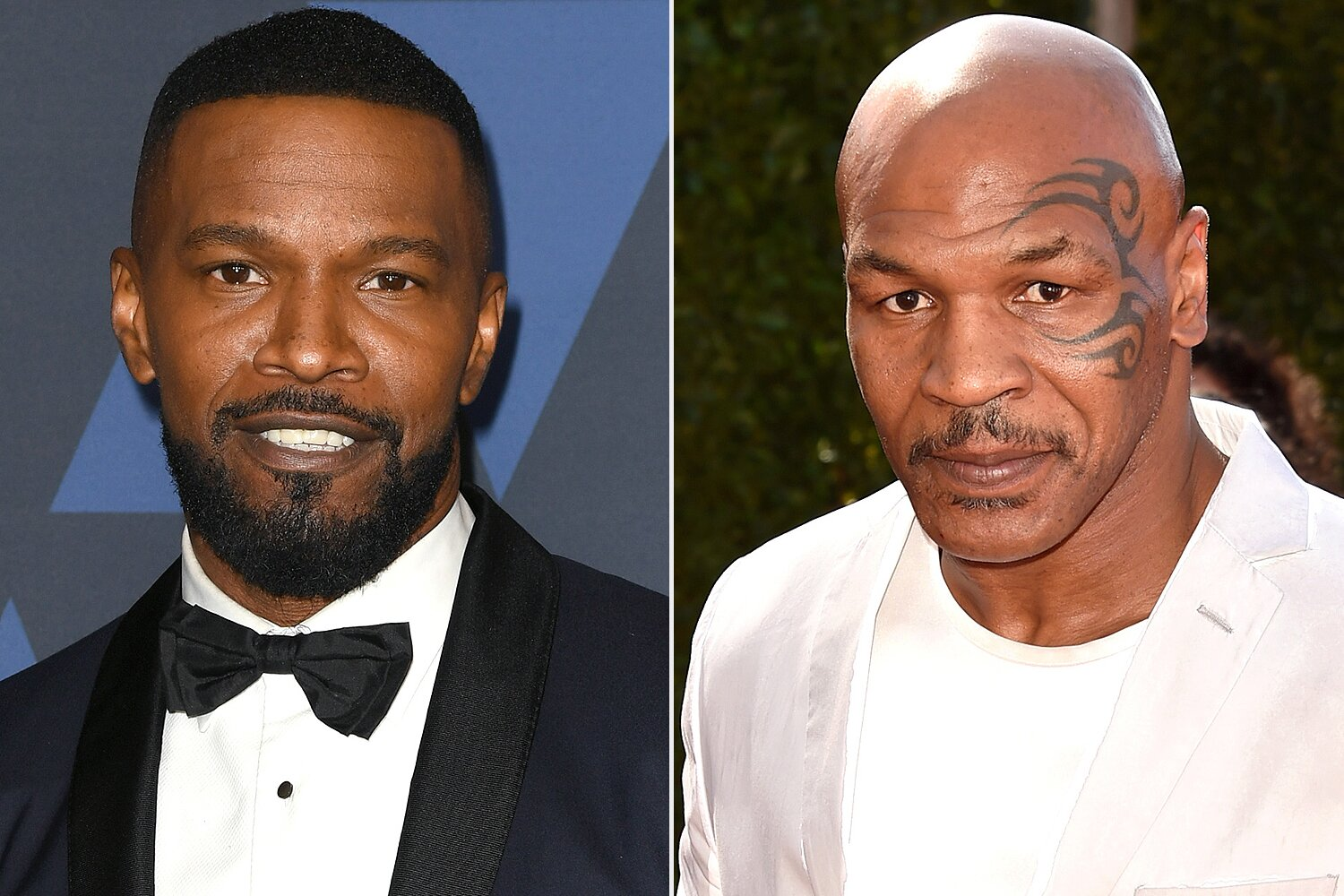 Jamie Foxx Transforms into Mike Tyson for Upcoming Biopic | PEOPLE.com