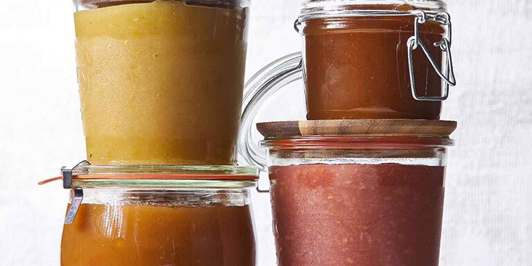 whats the difference between applesauce and apple butter