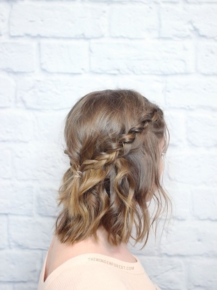 Beautiful Braids For Short Hair Southern Living