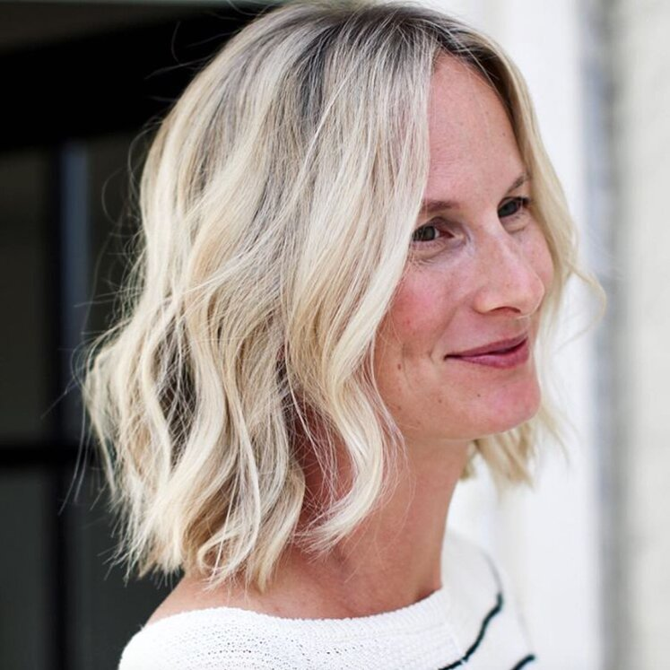 The Best Hair Color For Women Over 50 Southern Living
