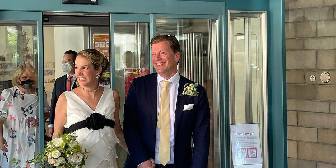 Former Princess of Luxembourg Tessy Antony Remarries Ahead of Welcoming Baby with New Husband.jpg