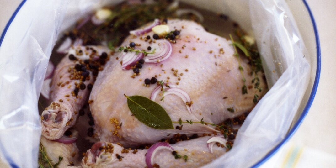 Everything You Need to Know About Using a Turkey Brine Bag
