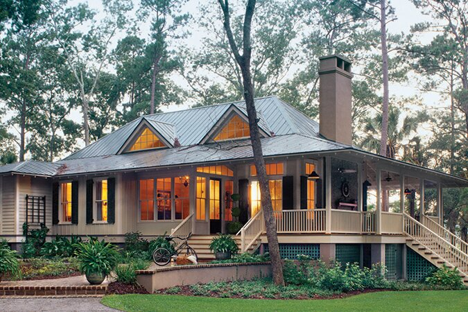 13 House Plans With Wrap Around Porches Southern Living