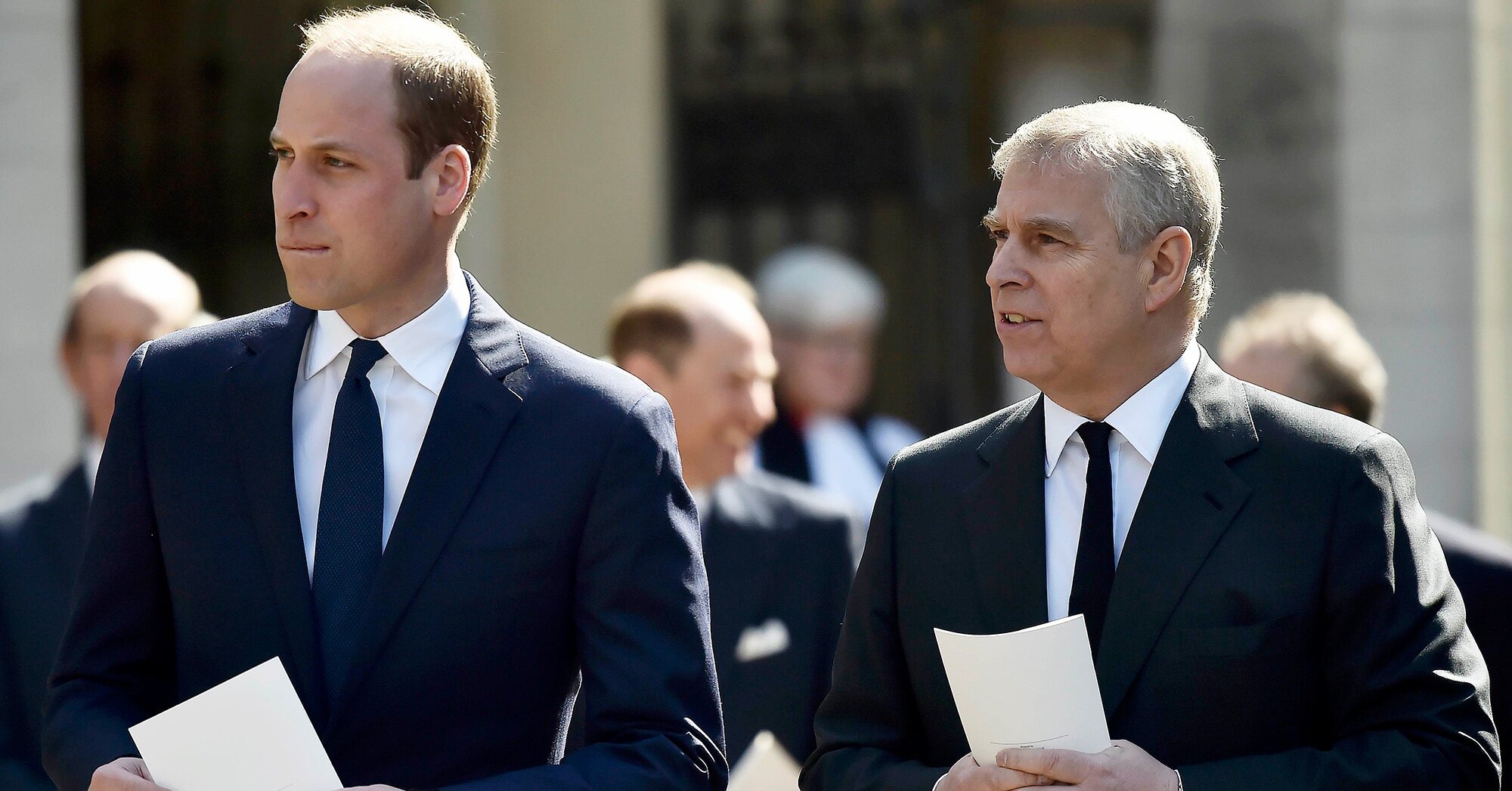 Prince Andrew's Bombshell BBC Interview Nominated by BAFTA — of Which Prince William Is President