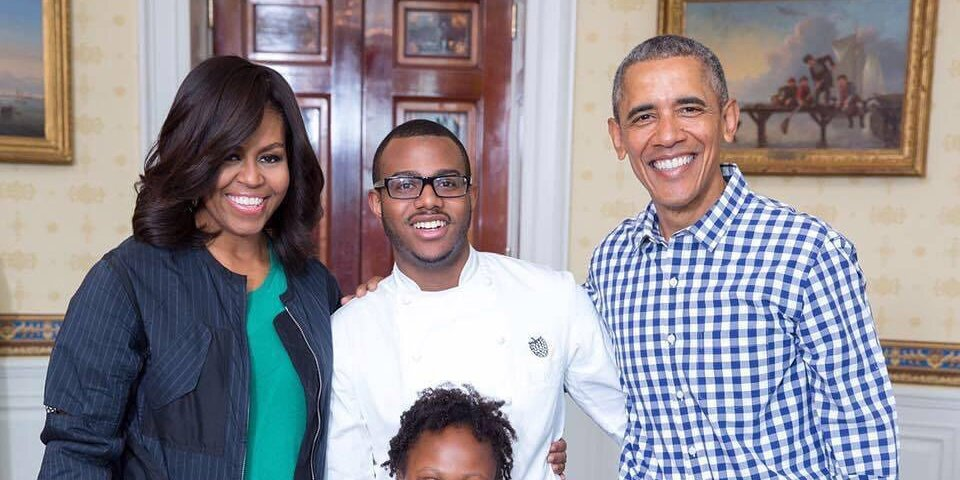 Top Chef's Chef Kwame Onwuachi Dishes on Cooking for the Obamas, Oprah and Beyoncé & JAY-Z.jpg