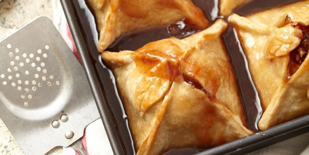 How to Make Old-Fashioned Apple Dumplings