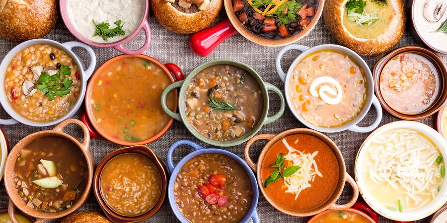 plan a soup swap party and get a weeks worth of delicious