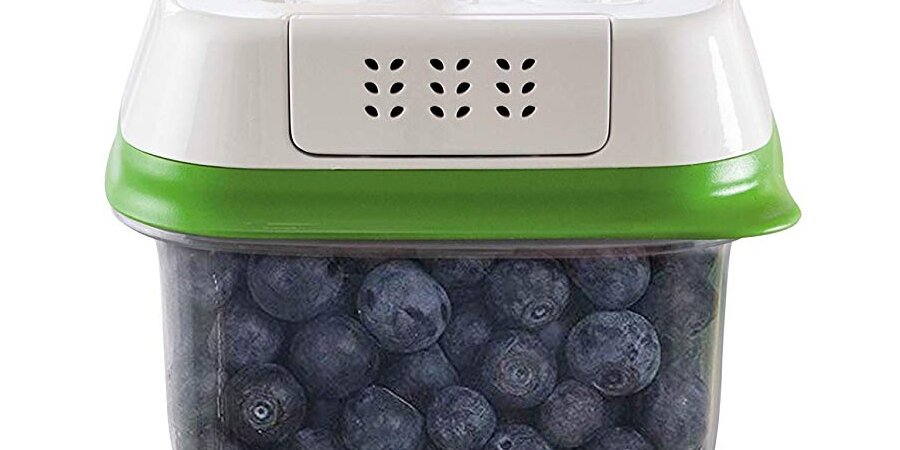 We Tried the Containers That Keep Your Produce Fresh for Weeks, and They're Life-Changing