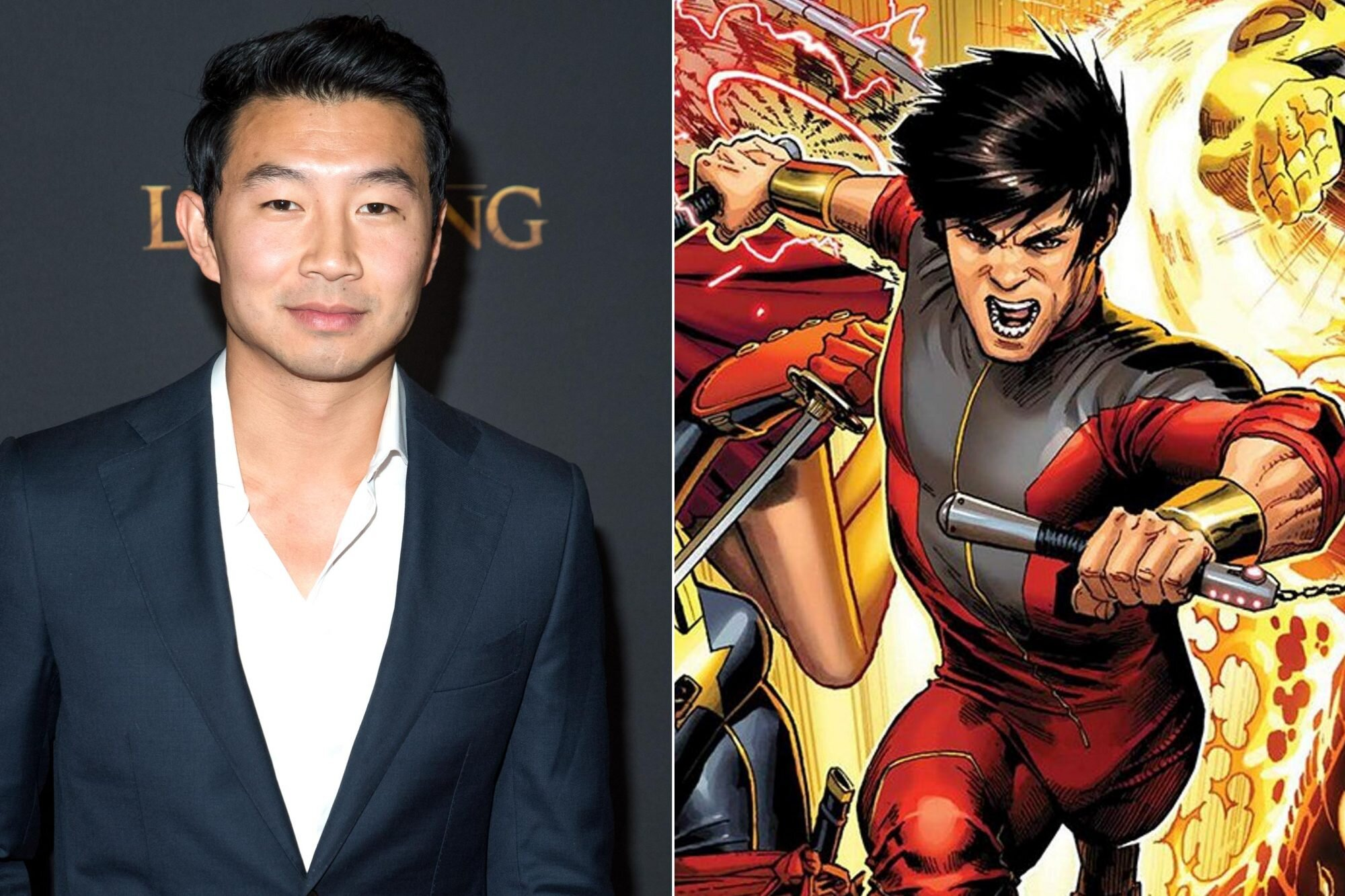 Shang Chi Movie Details Revealed By Marvel At Comic Con Ew Com
