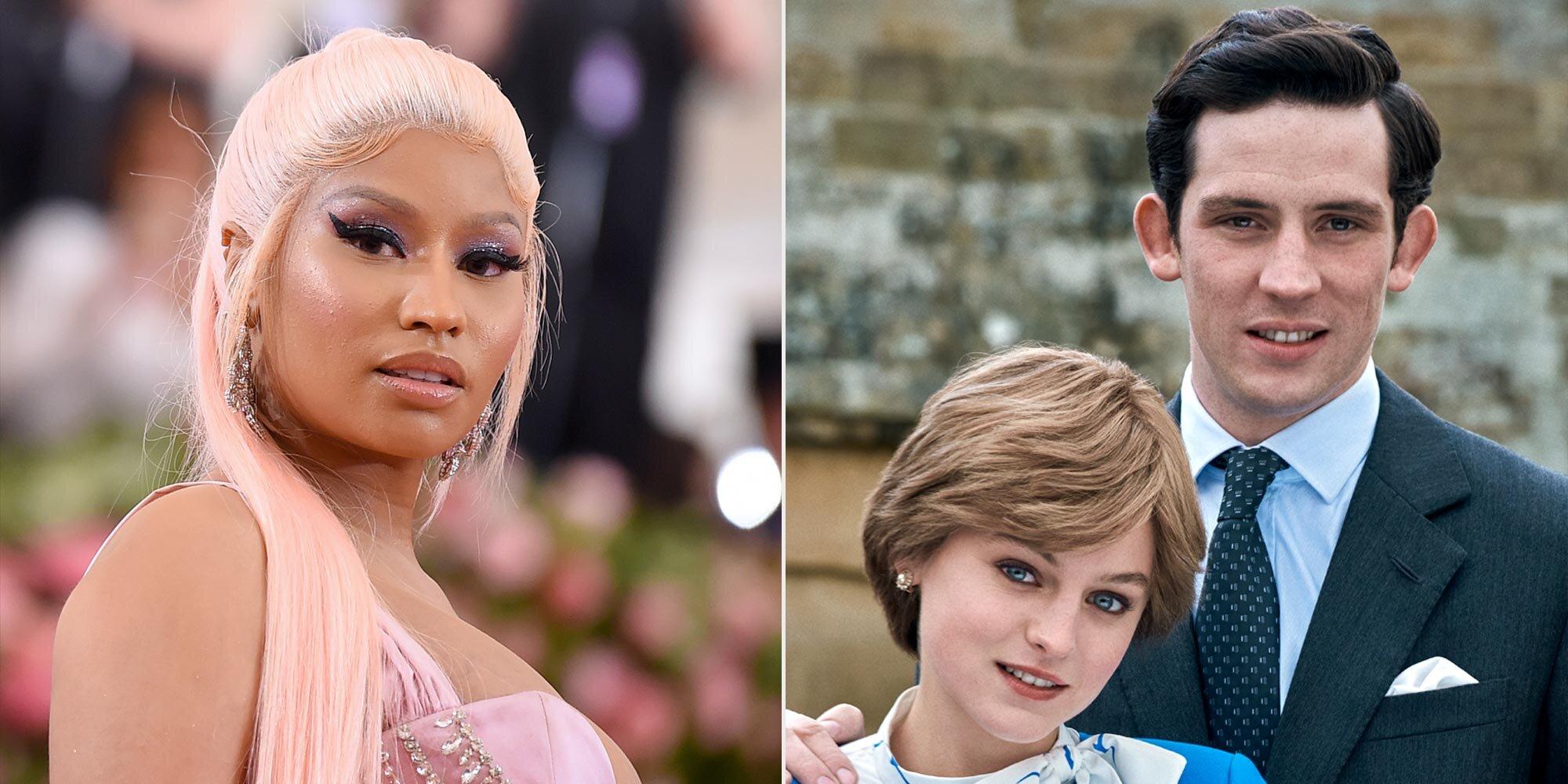 Nicki Minaj is obsessed with The Crown: 'I've been hooked'.jpg