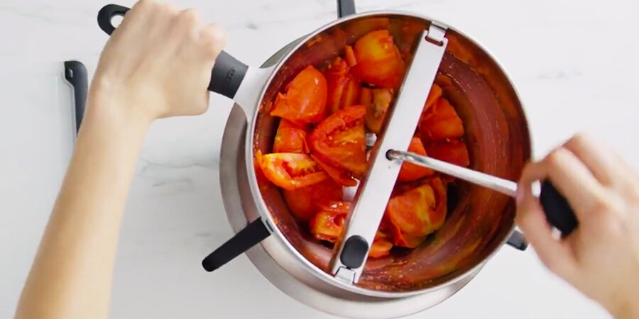 A Food Mill Is the Old-Fashioned Kitchen Tool Every Home Needs