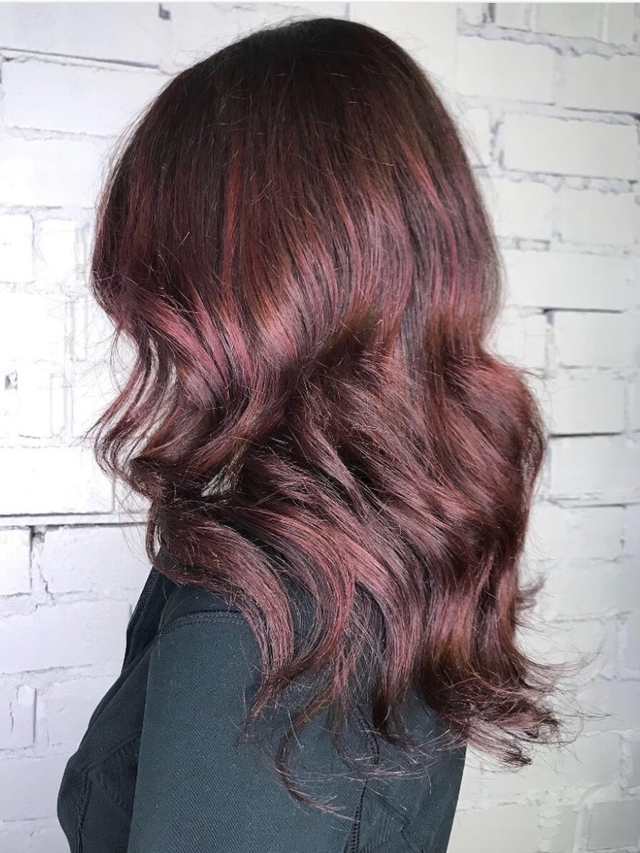 10 Dark Red Hair Colors That Are Trending This Year Southern Living
