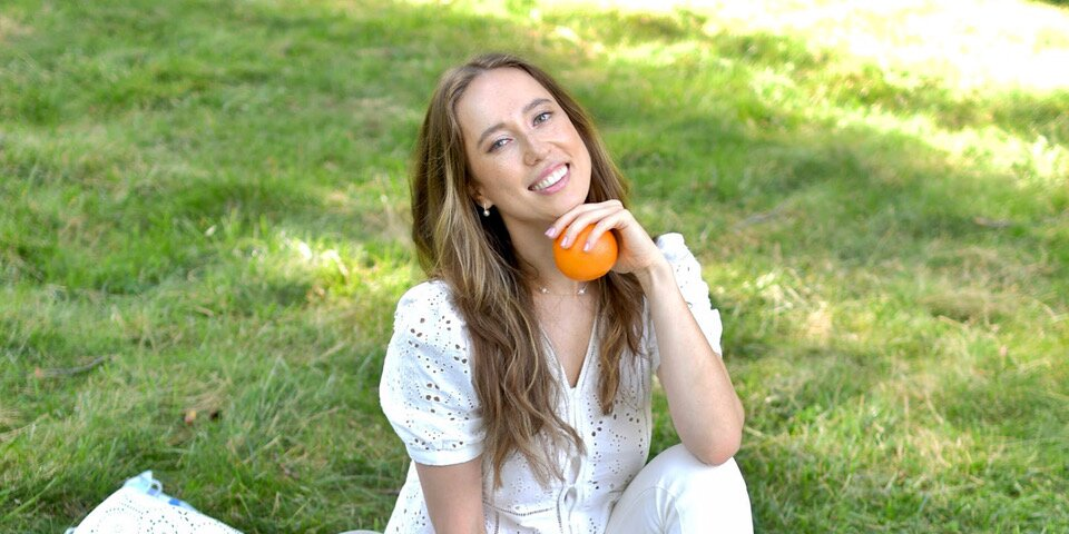 how this nyc nutritionist buys healthful high quality food while