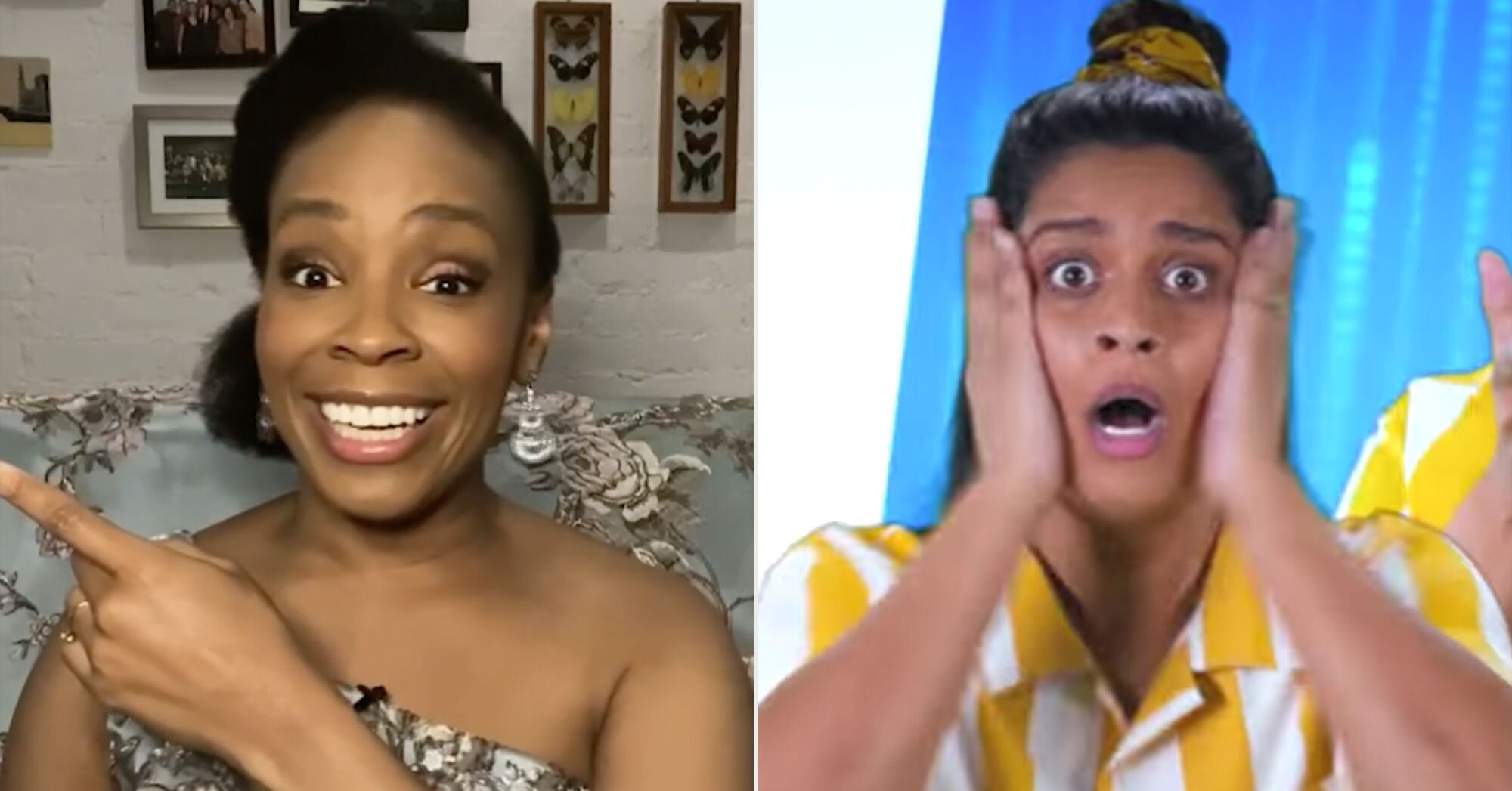 Best of late-night: Amber Ruffin wears ball gown at home, Lilly Singh mocks internet pitfalls