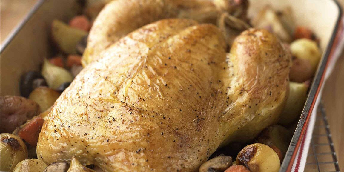 what to use in place of a roasting pan