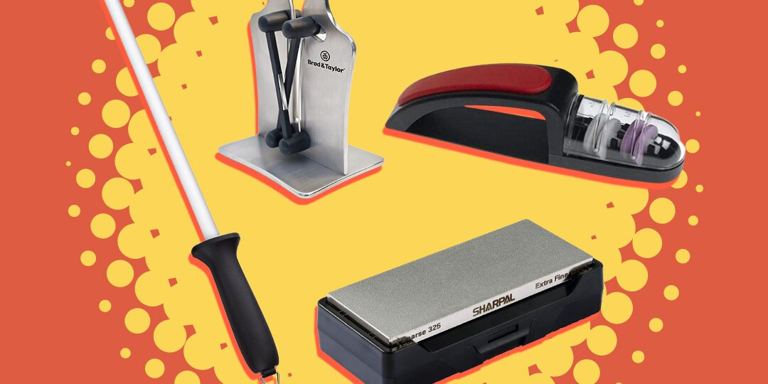 the 10 best knife sharpeners to buy in 2021