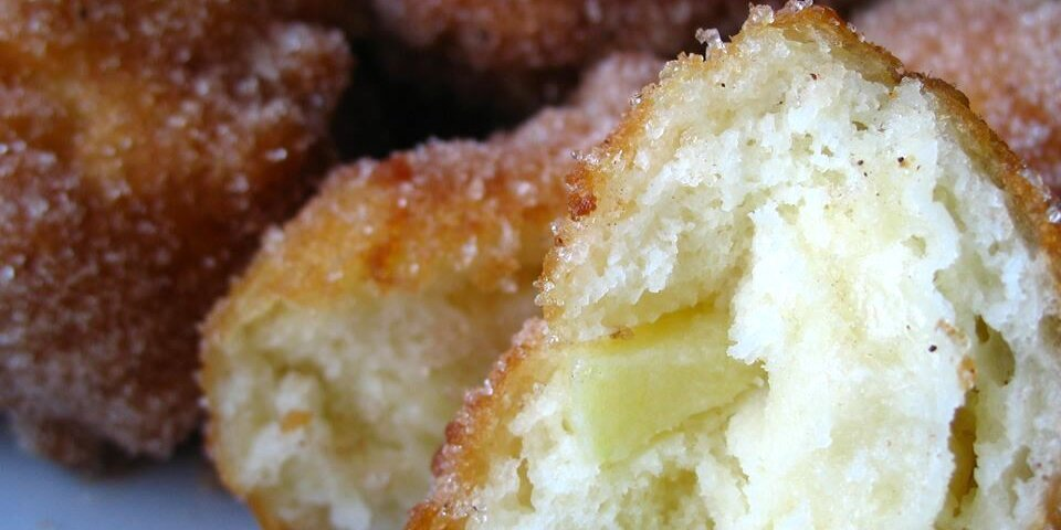 how to make apple fritters 4 ways