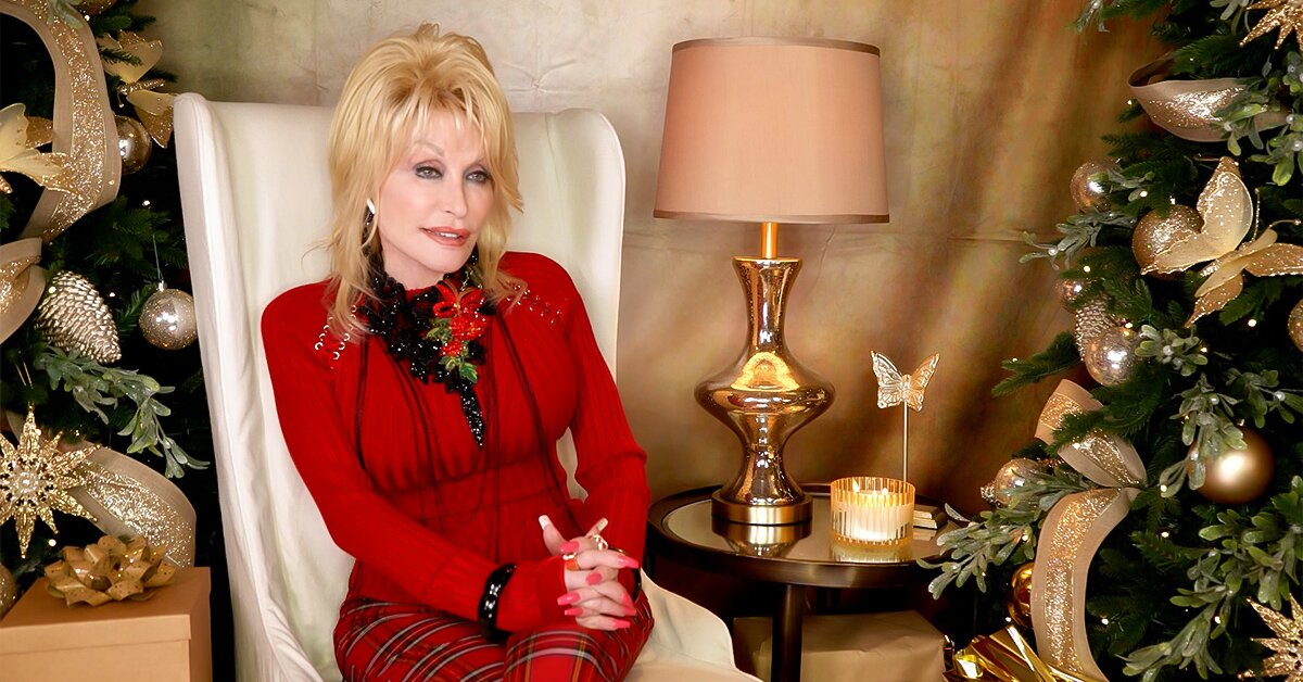 Why Chocolate Covered Cherries Have Always Been Part of Dolly Parton's Christmas Traditions