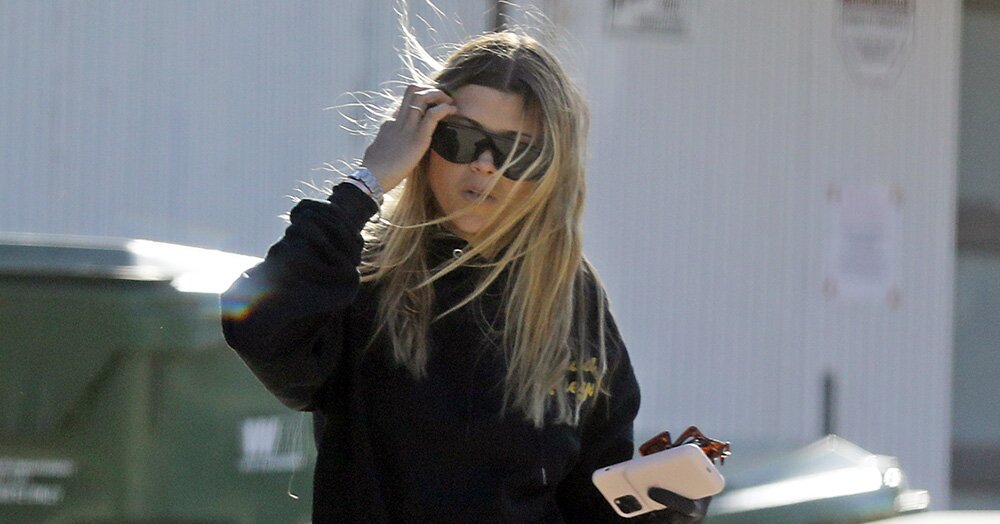 Sofia Richie Spotted on a Hike with Friends After Scott Disick's Rehab Stay
