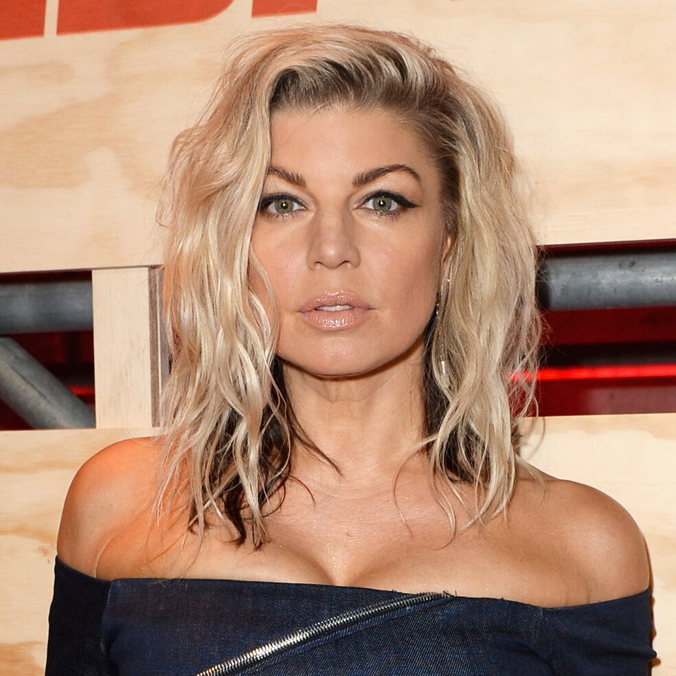 View Fergie No Makeup  Images