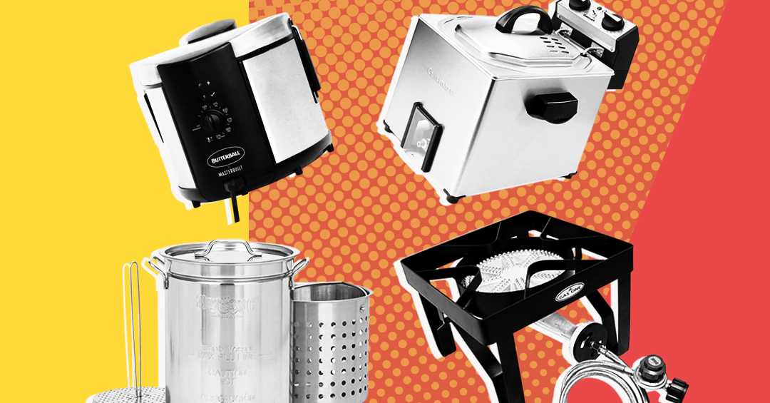 These Are the 6 Best Turkey Fryers You Can Buy, According To Reviews
