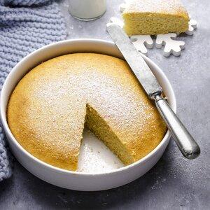 Kimberly Reyes te muestra cómo preparar su postre favorito: la tarta de maíz