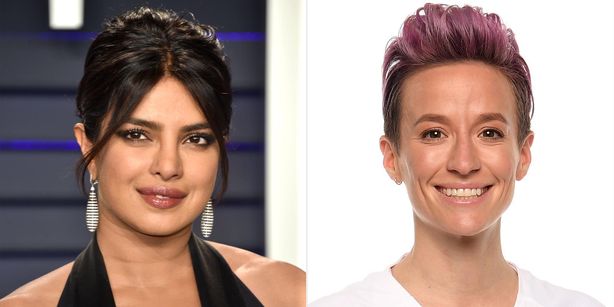 Social media intensely reacts to Victoria's Secret nixing Angels for Priyanka Chopra and Megan Rapinoe