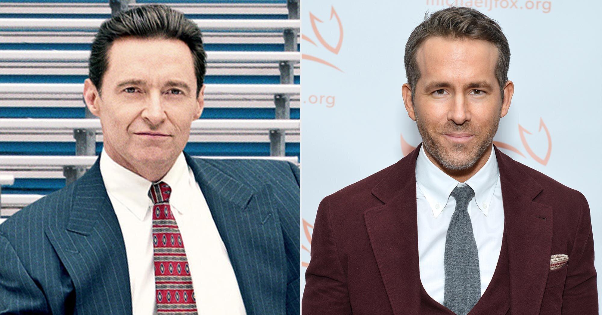 Hugh Jackman responds to Emmy nomination with Ryan Reynolds zingers