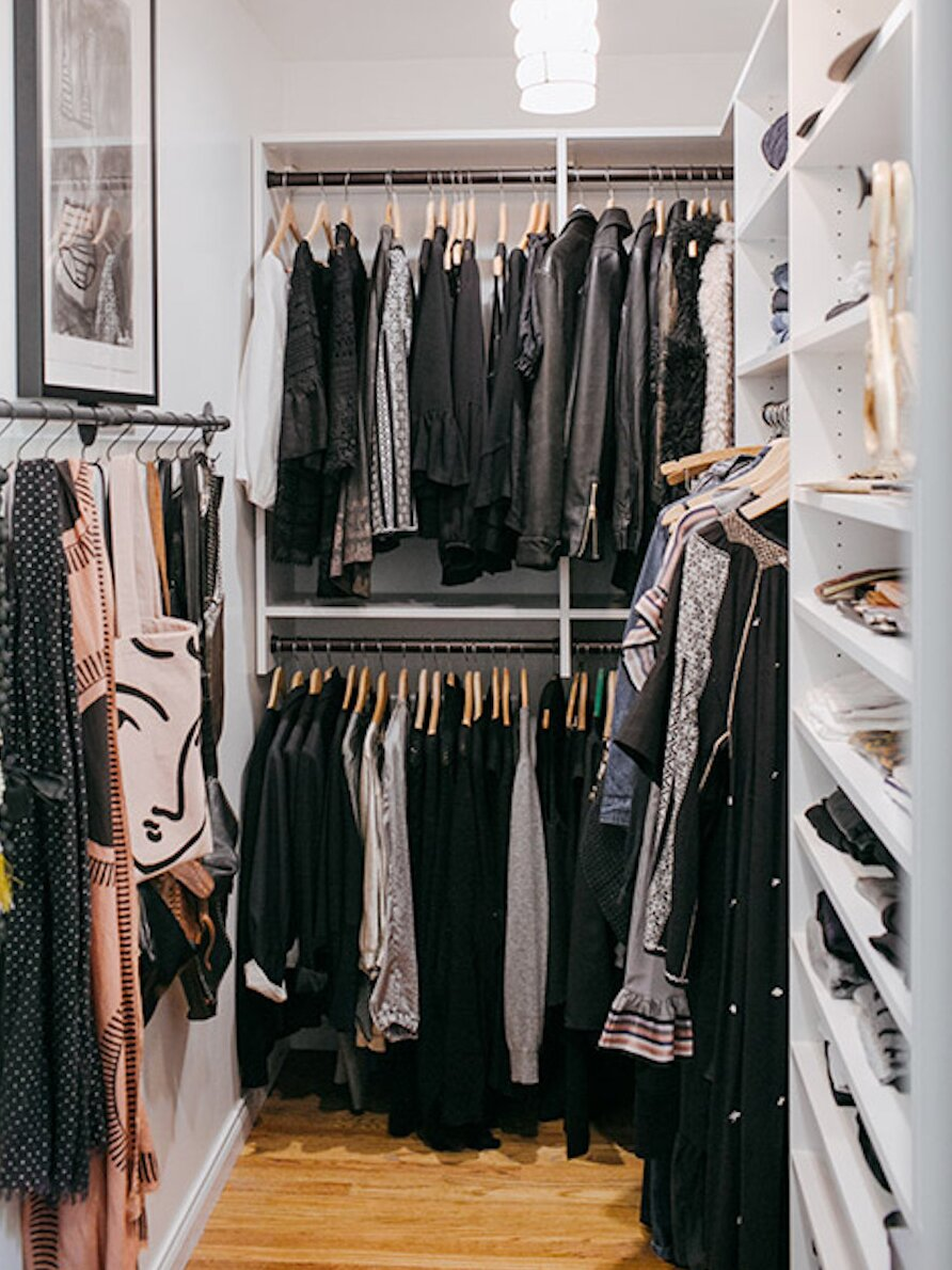 29 Genius Ways to Double Your Closet Space and Get Ready Faster