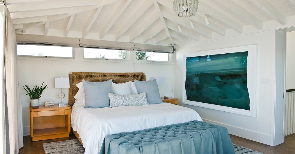 10 Little Ways To Make Your Bedroom Feel Like A Luxury Hotel Real Simple