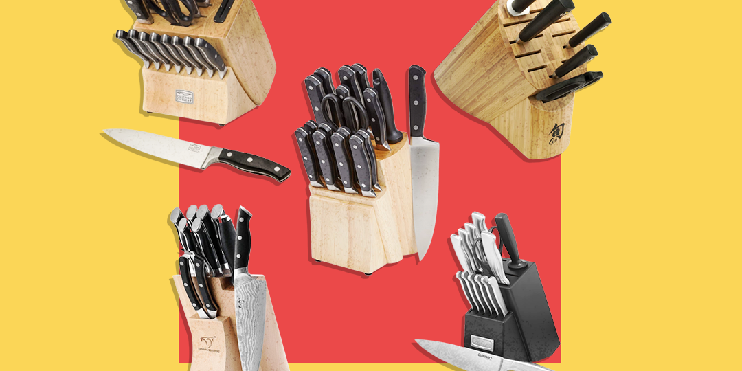the 9 best knife sets to buy in 2021
